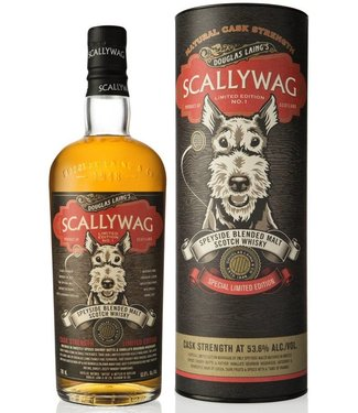 Scallywag limited edition no.1