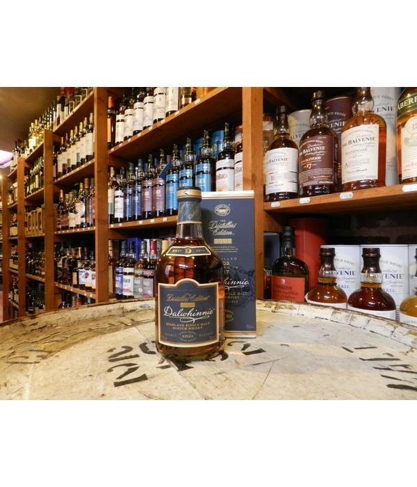 Dalwhinnie Distillers edition 2017