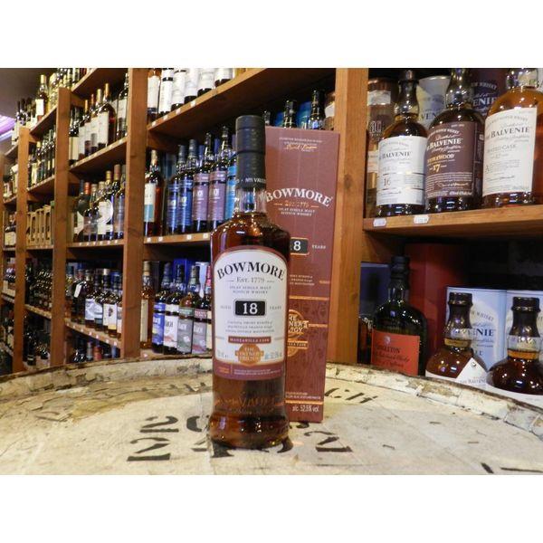 Bowmore 18Y vintners trilogy