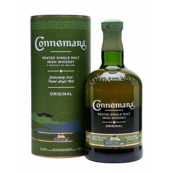 Connemara peated single malt