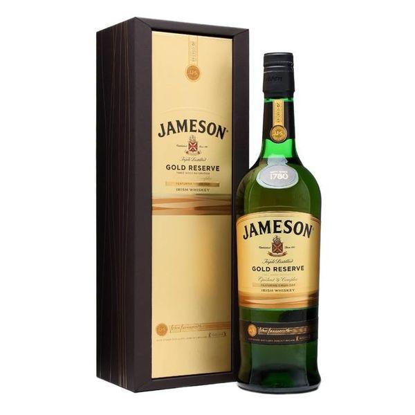 Jameson gold reserve