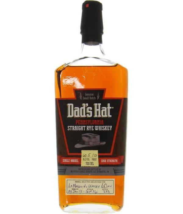 Dad's Hat 2013 single barrel