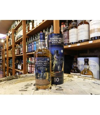 Remarkable Regional Malts With a Twist 10Y