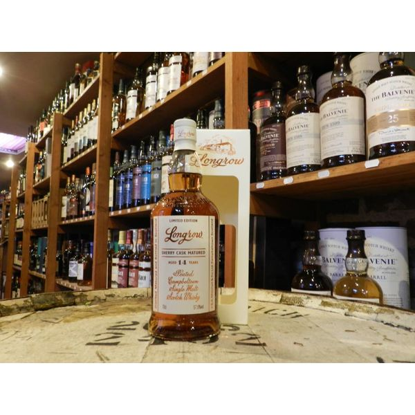Longrow 14Y Sherry Cask