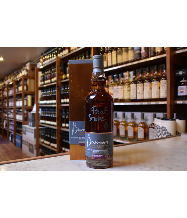 Benromach Peat Smoke Sherry matured
