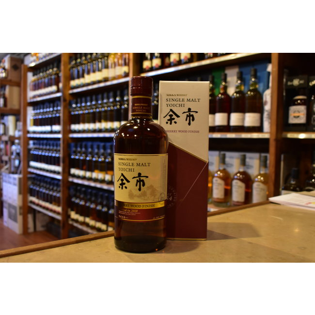 Yoichi Sherry Wood Finish