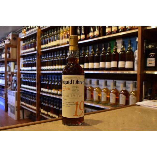 Liquid Library Glen Scotia 19Y