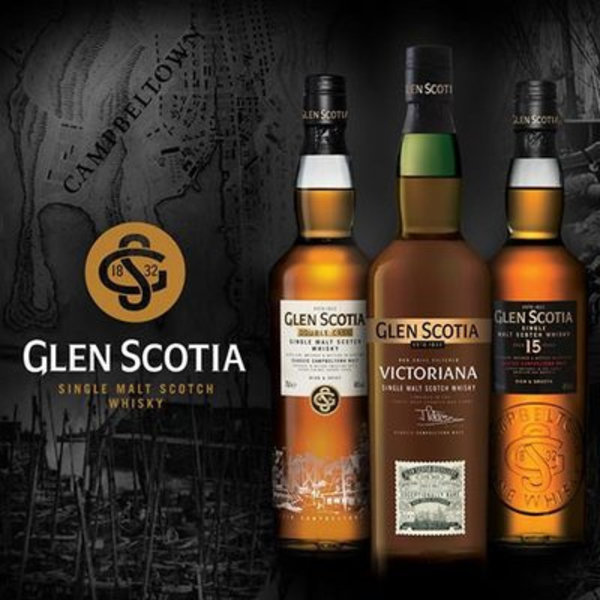 Glen Scotia & Loch Lomond experience 14 en 21 september