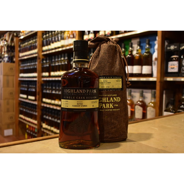 Highland Park 15Y single cask  Dutch Flagship Stores
