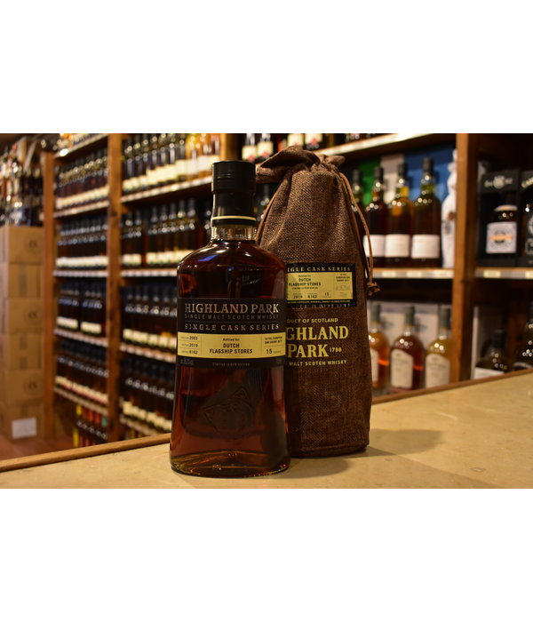 Highland Park Highland Park 15Y single cask  Dutch Flagship Stores