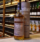 Benriach 1991 rum cask