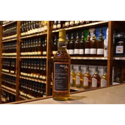 Whiskynerds Secret highland 35Y