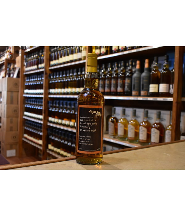 Secret Speyside 26Y
