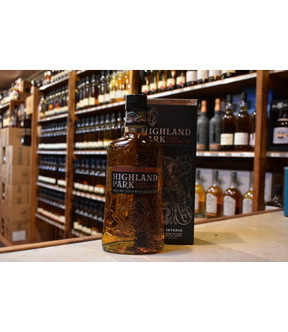 Highland Park Cask strenght release No.1