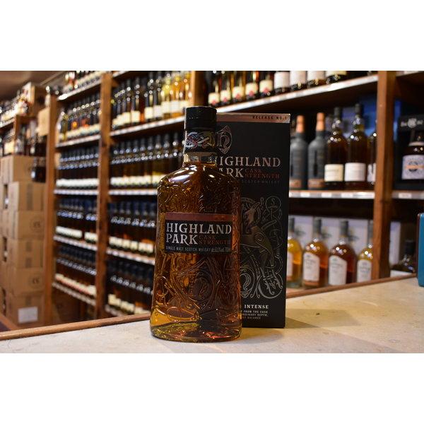 Highland Park Cask strenght release No.1