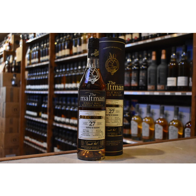 Glenrothes 27Y