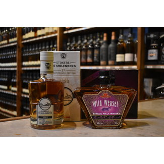 Belgian Whisky set 1