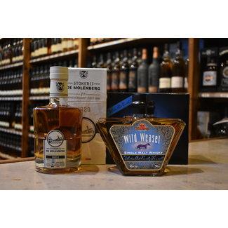 Belgian Whisky set 2