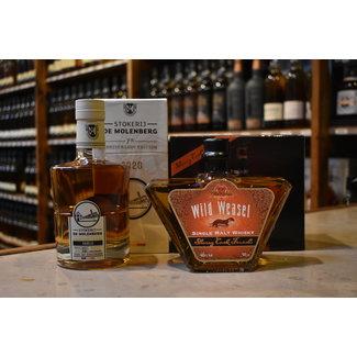 Belgian Whisky set 3