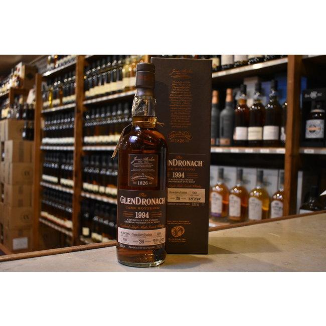 Glendronach 26Y oloroso sherry puncheon