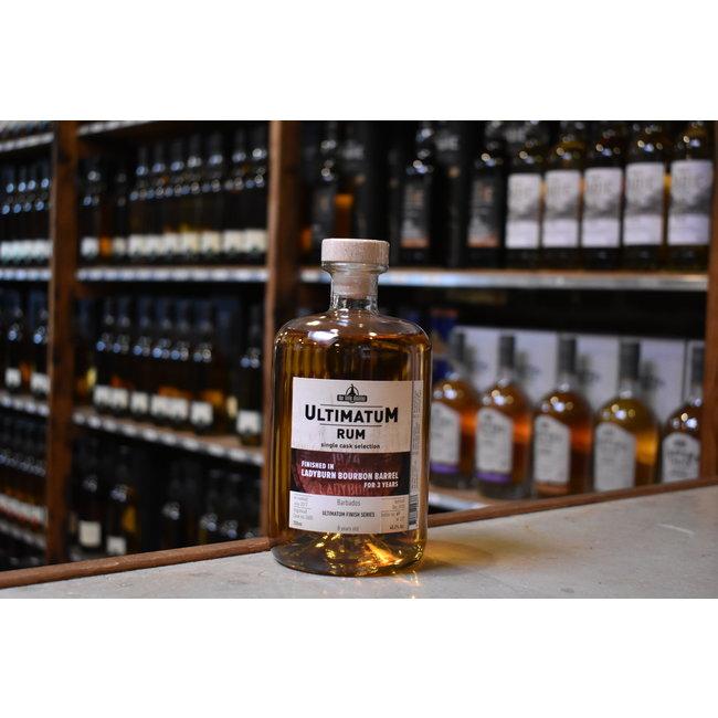 Barbados 8Y Ladyburn bourbon barrel finish