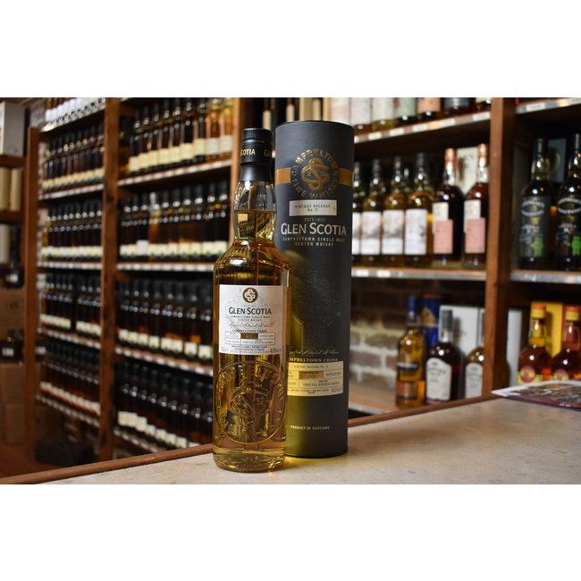 Glen Scotia vintage release No.3