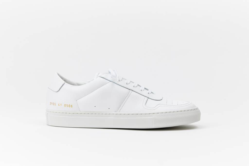 Common Projects Bball Low in Leather 2155