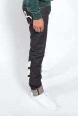 Evisu JE11410 woven denim pants