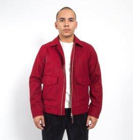 Universal Works Melton Battleeman jacket
