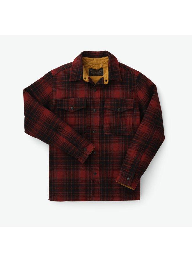 Mackinaw jacket shirt