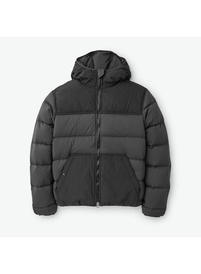 Featherweight down jacket