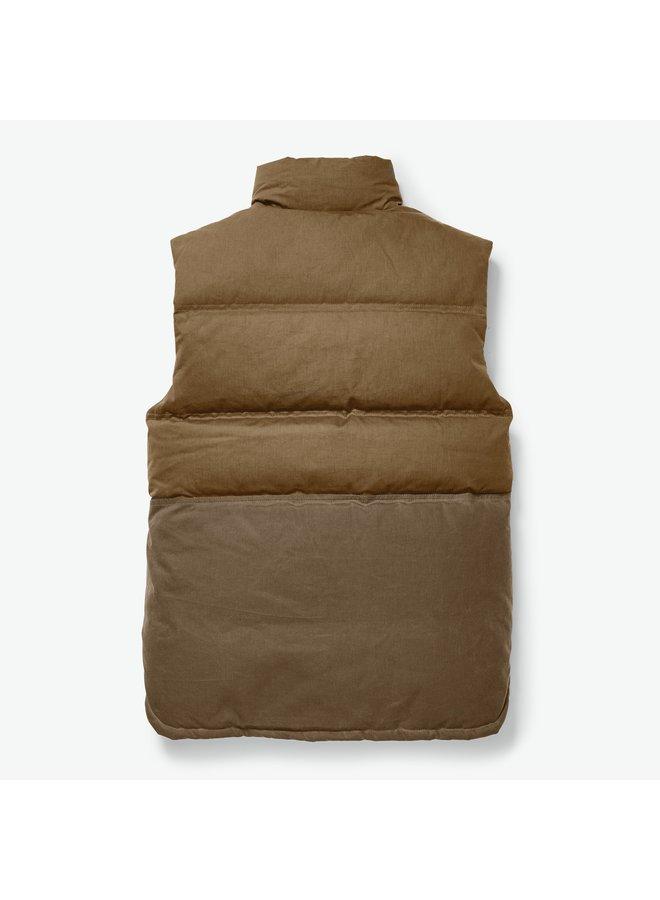 Down cruiser vest