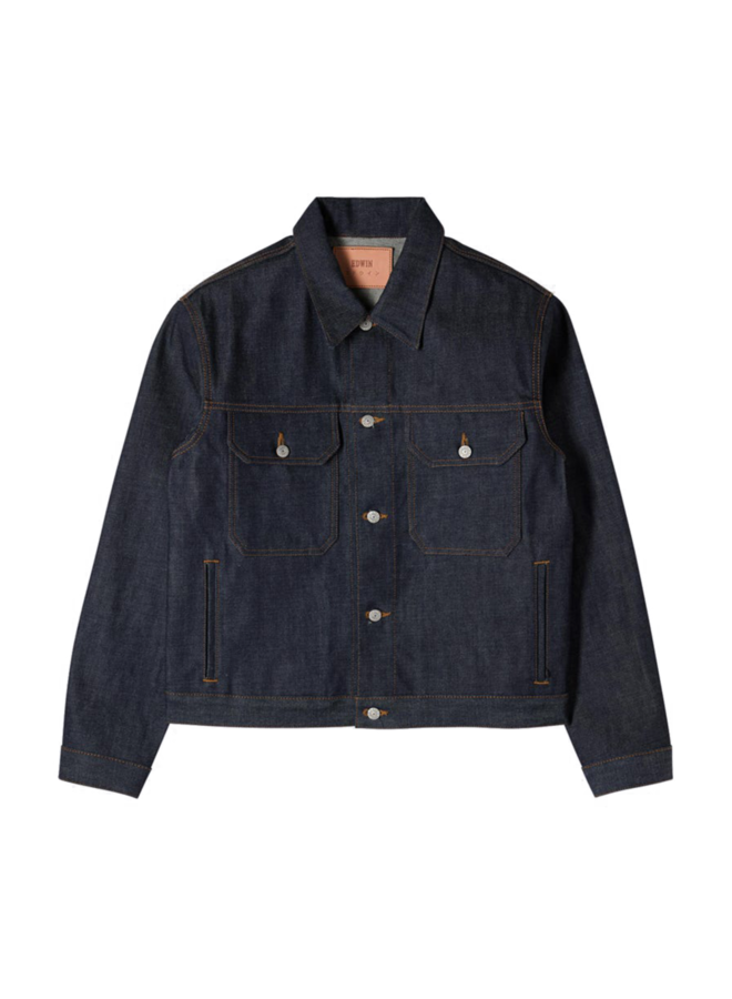 Denim Jacket Kaihara