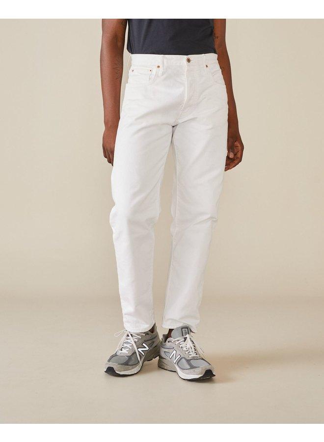 Peeh White Jeans