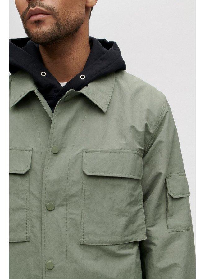 Clyde shirt jacket