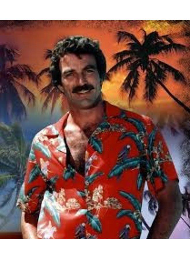 Jungle Bird Hawaiian Aloha Shirt