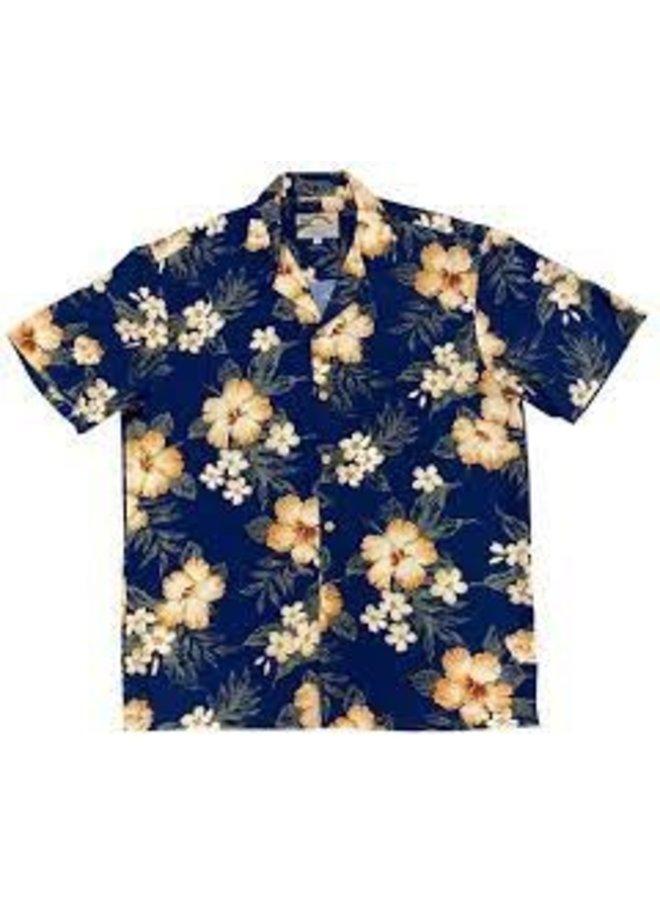 Hibiscus Garden Resort Hawaiian Aloha Shirt
