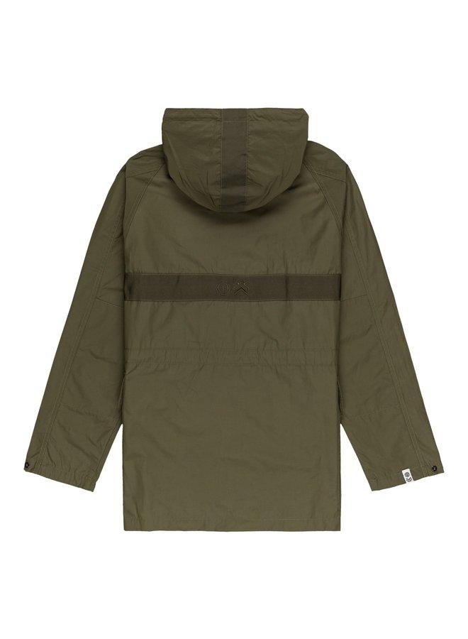 Birchmont cameraman - overzised parka jacket