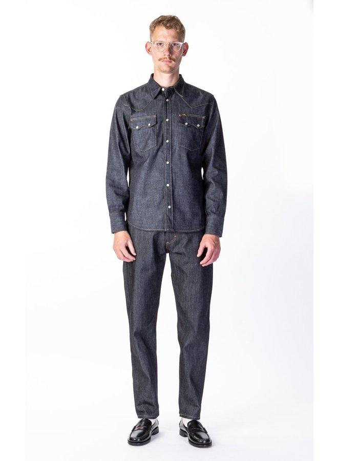 101 50 'S Western shirt dry