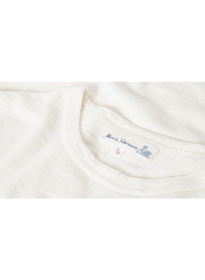 Good originals crew neck T-shirt 100% merino wool
