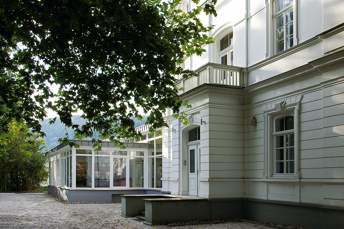 Firmensitz von wissner-bosserhoff