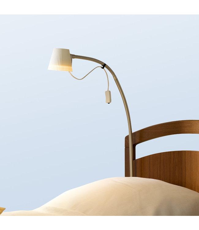 LED Design-Leseleuchte soluna