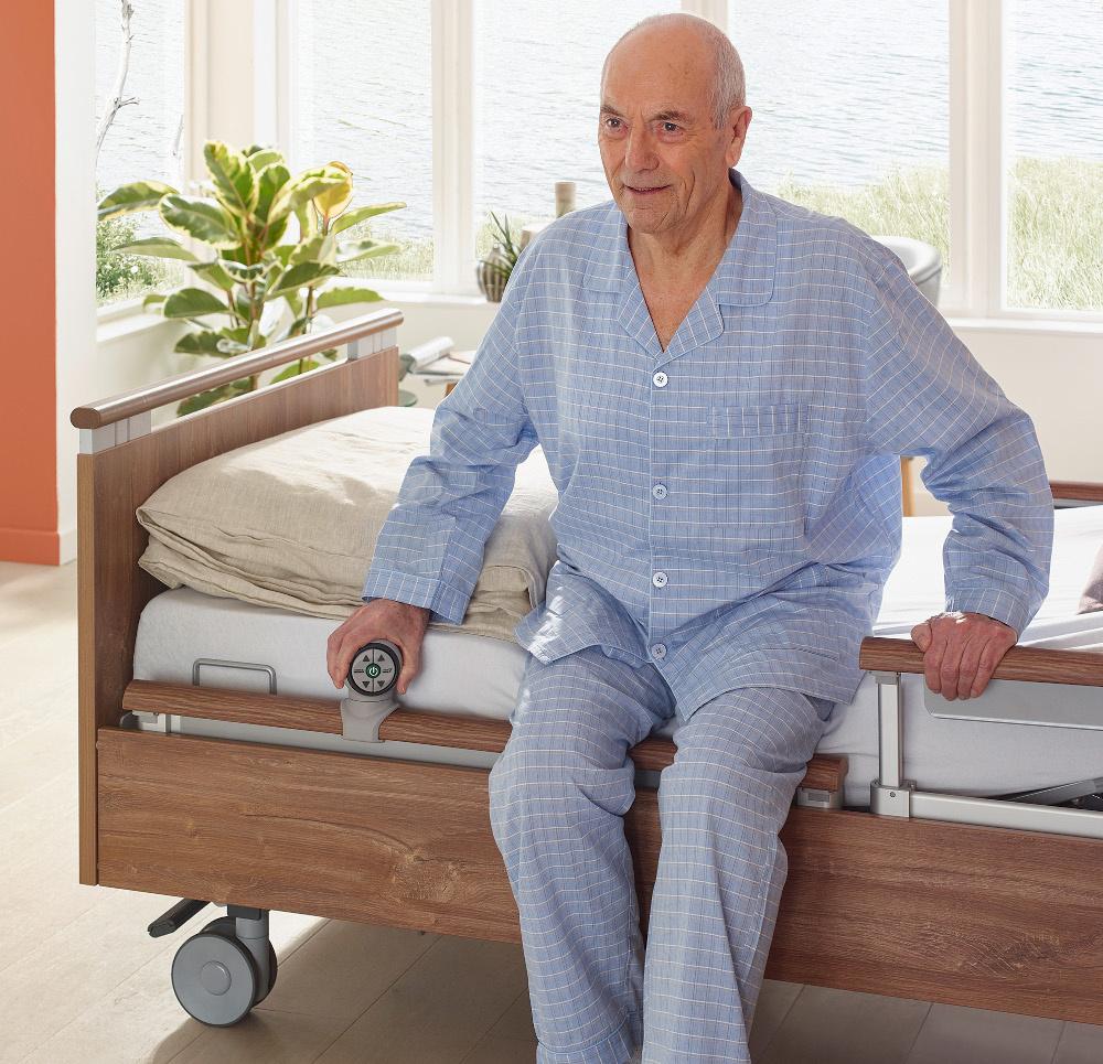 Bettbedienung Mobilisieren