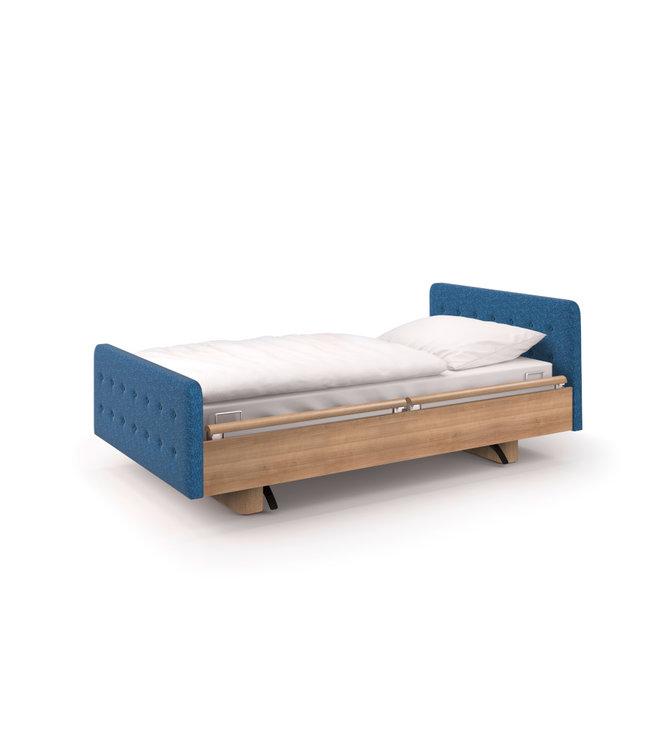 Pflegebett im Hotel-Design (Windsor-Optik)