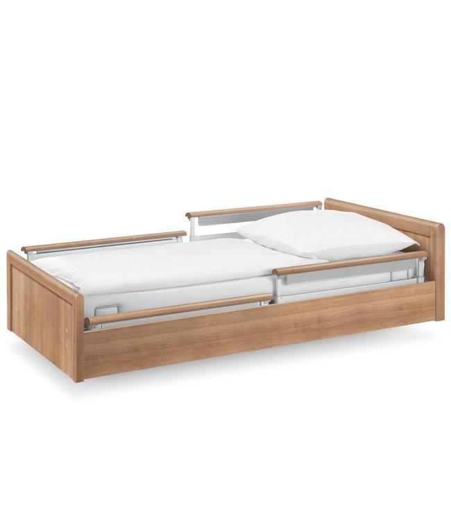 Pflegebett für die häusliche Pflege - Komfortbett BonCasa