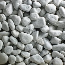 White Pebbles, 16-25mm