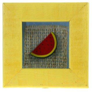 Fruit Picture Asst 9x9cm