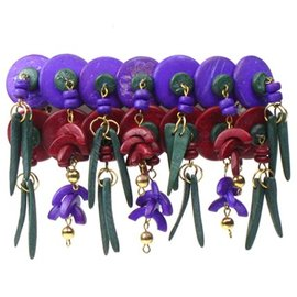 Coco Hairslide - Assorted Colours