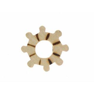 Wooden Shipwheel 5cm.