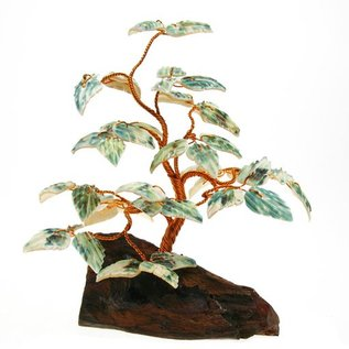 Fortune tree with 45 leaves